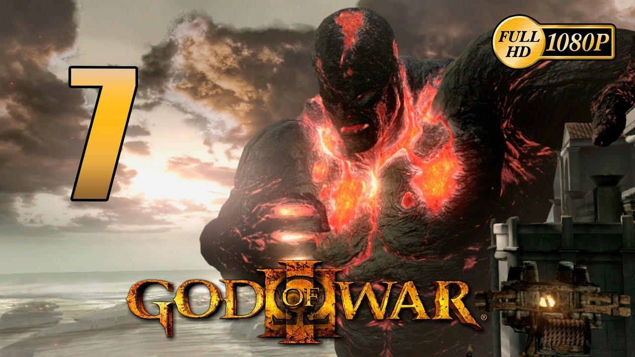 God Of War Gameplay God of War 3 PS3 Walkt...