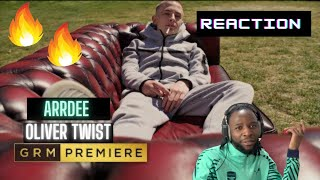 NEXT UP ❓🔥 ArrDee - Oliver Twist REACTION