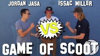 Issac Miller vs Jordan Jasa - Game of S.C.O.O.T │ TILT & The Vault Pro Scooters