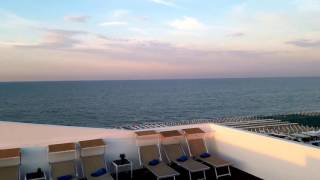 Piscina panoramica Nautico