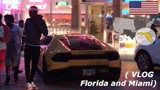 Майами, Флорида, и Я в больнице!| мои путешествия по Америке #4 (полная версия)