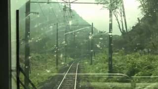 JR仙山線 【前面展望 5】 面白山高原⇒奥新川