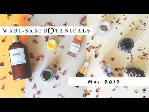 Wabi Sabi Botanicals | Revue produits