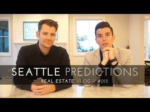 2018 housing market PREDICTIONS for Seattle