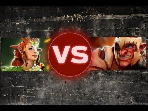 видео: Козы против Троллей (5 на 5 mid only, dota 2)