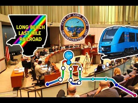 Long Beach Streetcar Proposal: City Council