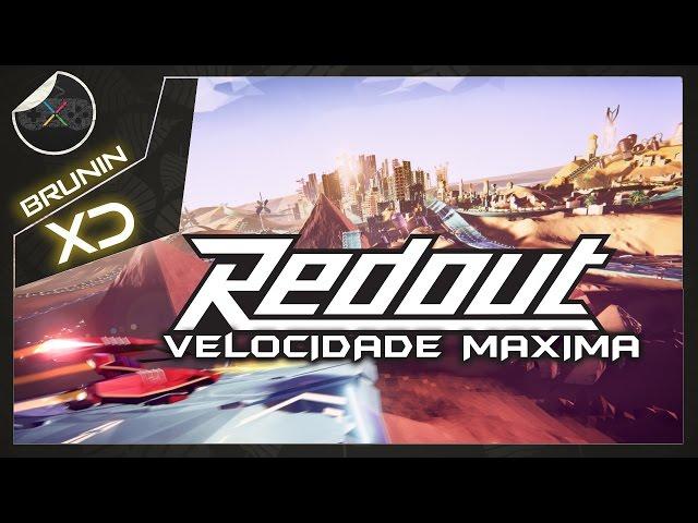 Redout - Velocidade Máxima