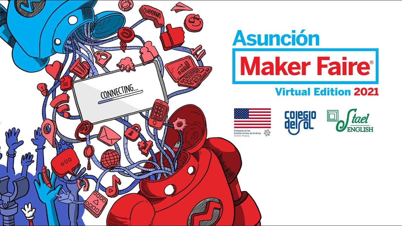 Download ASUNCION  MAKER FAIRE 2021