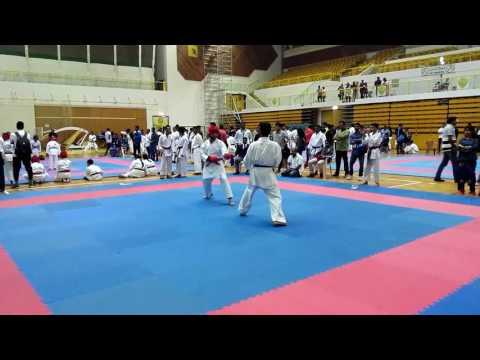 Sensei Junaid Shah Uae Open Karate Champion 2017 @ Dubai