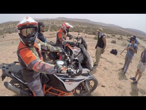 KTM 1090R & 1290R - Morocco!