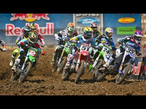 2013 Red Bull Lake Elsinore National Race Highlights