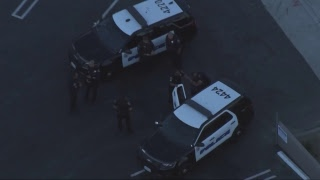 WATCH LIVE: School Police In South L.A. In Pursuit Of Vehicle
