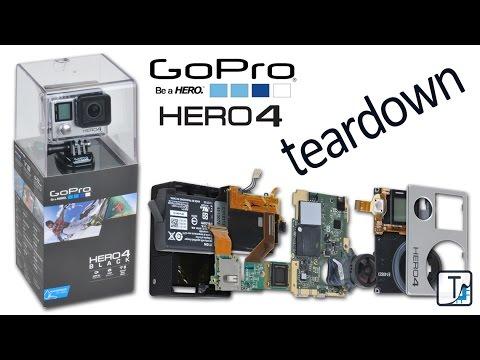 """""""GoPro Hero4 Black Edition Teardown (teardown.com)"""""""