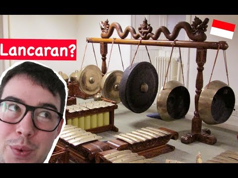Teaching you Indonesian Gamelan Music! (Lancaran Kotek)
