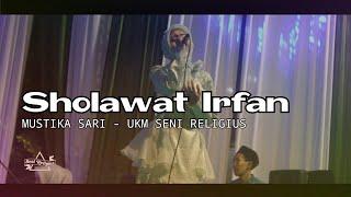 """Mengaji Indonesia"" UIN Malang - Sholawat Irfan - UKM Seni Religius Live"