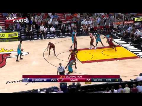 Charlotte Hornets vs Miami Heat   Full Game Highlights   March 8, 2017   2016 17 NBA Season