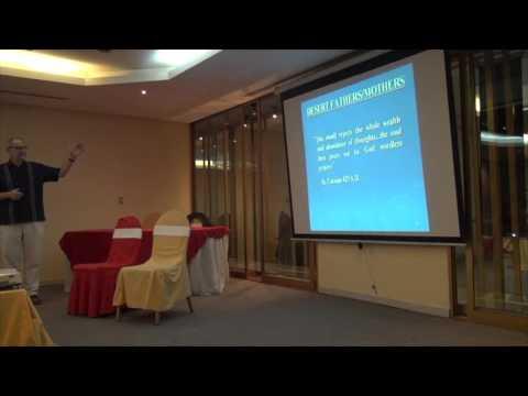 Fr. Walker - Centering Prayer Workshop (Spanish)