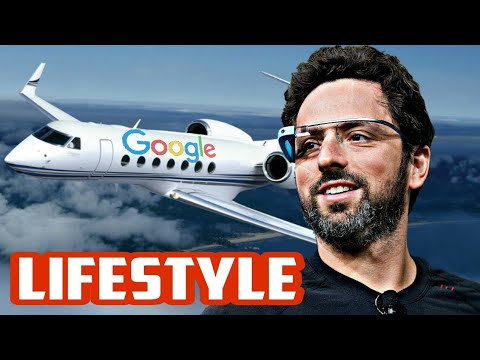 SERGEY BRIN (GOOGLE Co-Founder) billionaire Lifestyle, Net Worth, houses, Cars, Jets, biography 2018