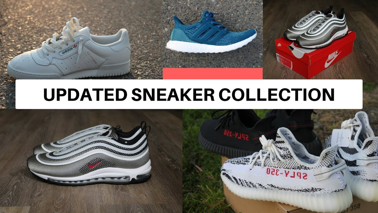 a7a1178209d UPDATED SNEAKER COLLECTION!!!! YEEZY GIVEAWAY!!!!