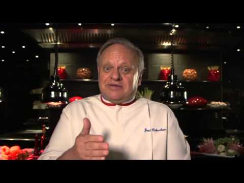 Interview Joël Robuchon Restaurant de Qualité