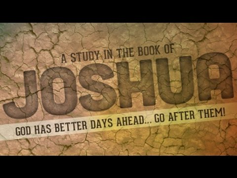 an overview of the book of joshua youtube