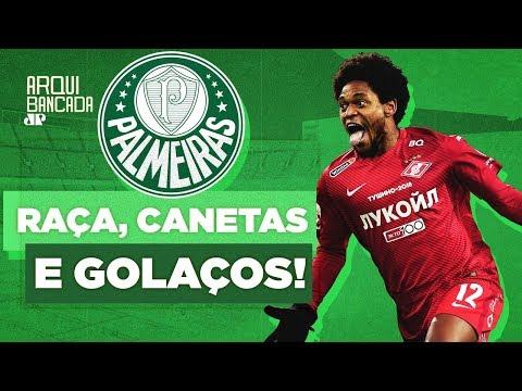 Vai BRILHAR no Palmeiras? Veja como Luiz Adriano tava jogando na Rússia!