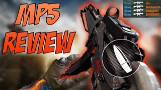 Bullet Force MP5 Review - NEW WEAPON HYPE