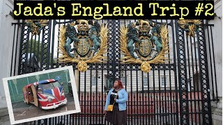 Behind The Scenes | Jada's Trip To England | Through Her Eyes