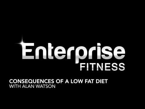 Consequences Of A Low Fat Diet | Alan Watson | Low Fat Diet & Weight Loss