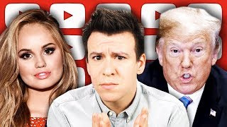Donald Trump's Disgusting Puerto Rico Conspiracy, Hurricane Florence, Debby Ryan, Rihanna & More
