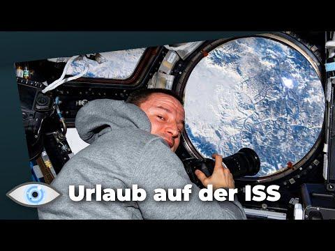 Urlaub auf der ISS: SpaceX bringt Touristen schon nächstes Jahr ins All!