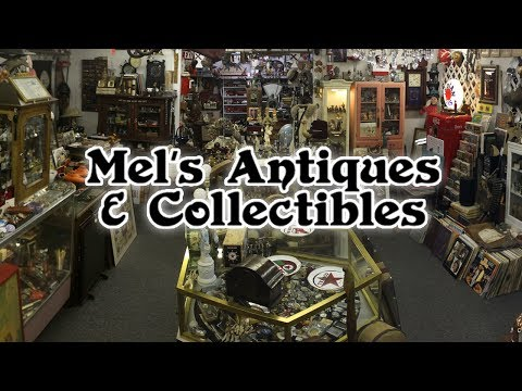 Mel's Antiques and Collectibles 2014 Brownsville / El Olmito Texas Vintage Store RGV