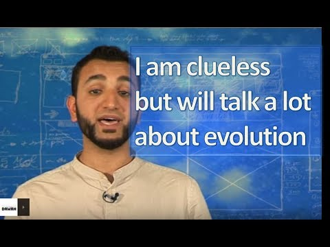 The Academic Problems of Darwinian Evolution – my Comment Subboor and Evolution