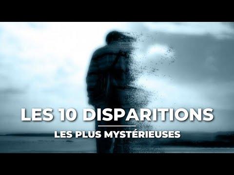 LES 10 DISPARITIONS LES PLUS MYSTÉRIEUSES