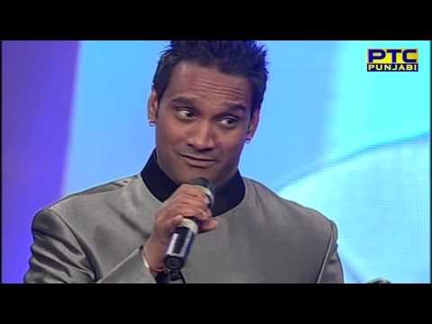 Diljit Dosanjh I Saleem I Singing - Mera Peer Jaane I PTC Punjabi Film Awards 2012