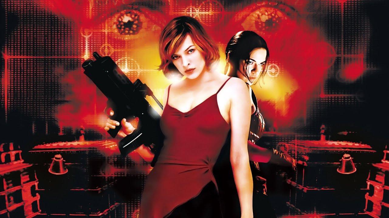 Resultado de imagem para resident evil movie 2002