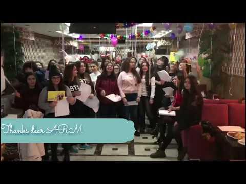 BTS - A.R.M.Y 2nd Party in Azerbaijan!