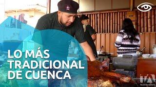 Comida cuencana - Día a Día - Teleamazonas