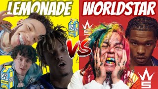 LYRICAL LEMONADE vs WORLDSTARHIPHOP! (2020 Edition)