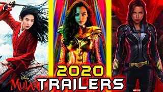 nuevos trailers de peliculas 2020