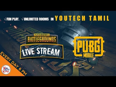 Pubg Mobile 🔴 Live Stream in Tamil | Solo Vs Semichiruven Fun Game PLAY