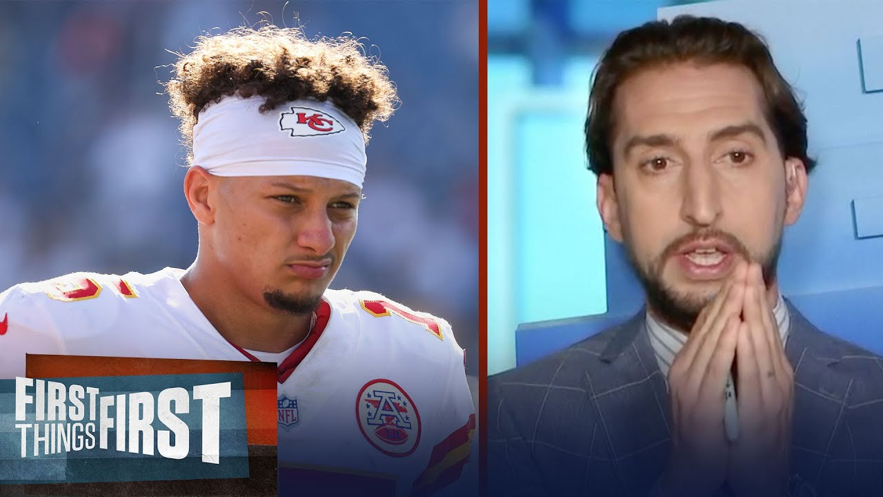 Patrick Mahomes on turnovers in Chiefs' blowout loss to Titans: 'I just ...