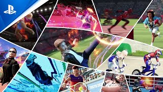 Olympic Games Tokyo 2020: The Official Video Game - Launch Trailer | PS4