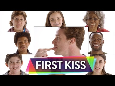 What's Your First Kiss Story? | 0-100 from YouTube · Duration:  2 minutes 38 seconds