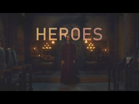 The Last Kingdom || Heroes