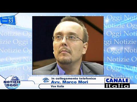 Marco Mori: 'al governo non è mai interessato nulla della nostra salute!'