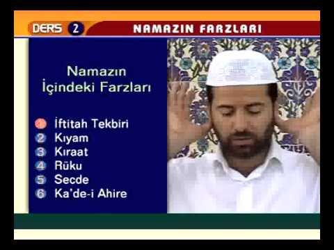 Namaz Hocası Ders 2 15dk 05s)
