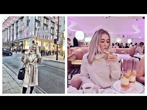 Nothing Makes Me Happier + Come Selfridges Luxury Shopping With Me | Em Sheldon Weekly/Vlogmas