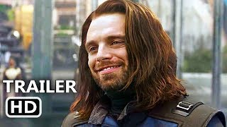 "AVENGERS INFINITY WAR ""Bucky is Back"" Trailer (NEW 2018) Marvel Movie HD"