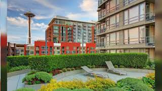 Luxurious Living in Belltown's Iconic Concord! 2929 1st Ave
